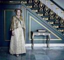 De koningin volgens Anton Corbijn, gevonden via de RSS van deNRC